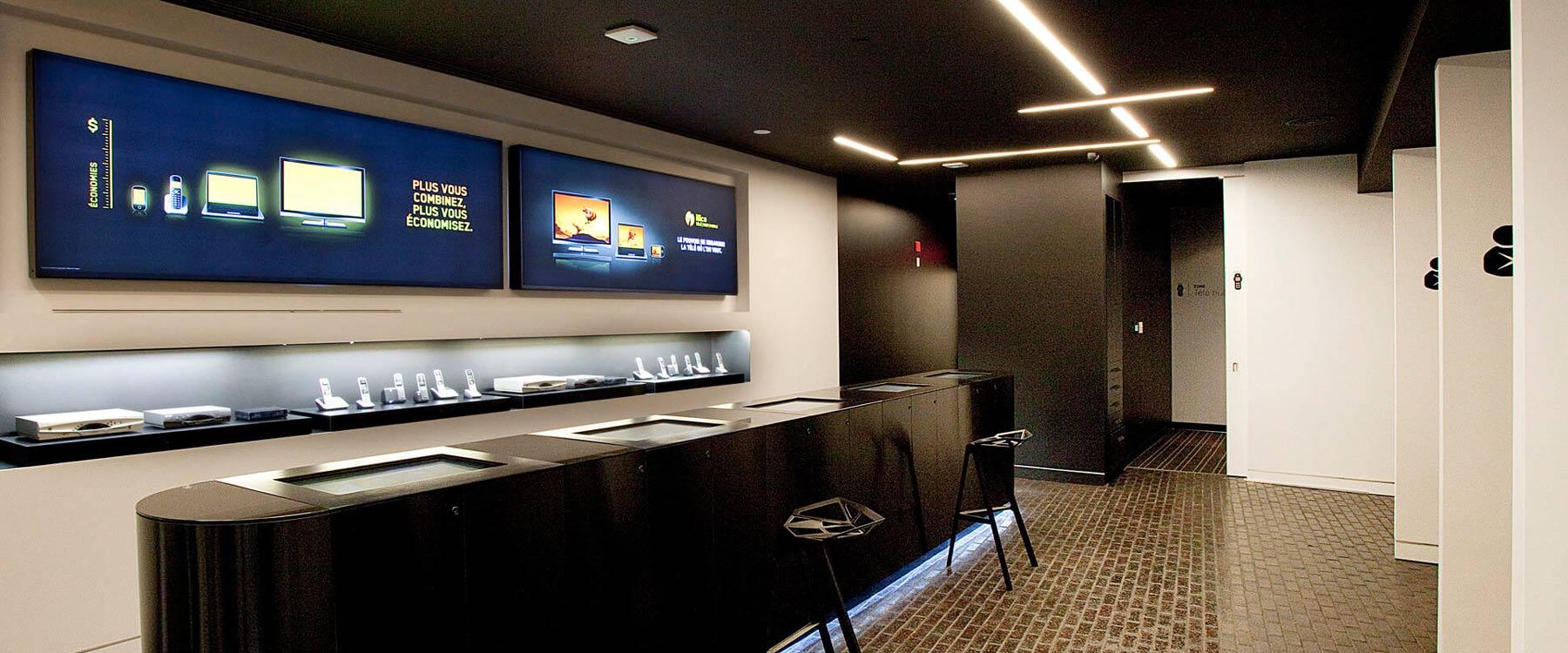 Solotech - Videotron Flagship Store