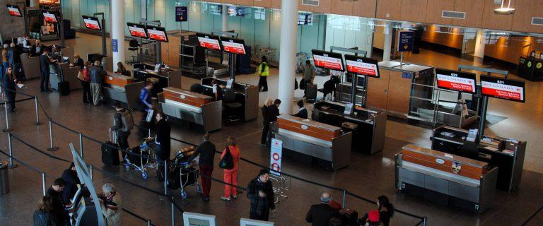 Solotech - Pierre Elliott Trudeau International Airport