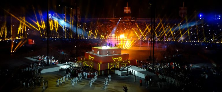 Solotech - Central American and Caribbean Games
