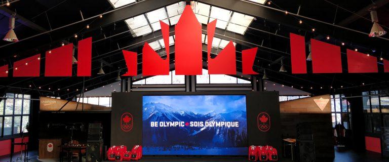 Solotech - Maison Olympique Canada