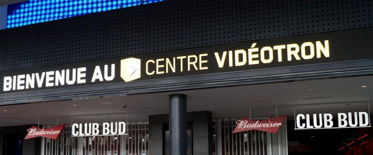 Solotech - Centre Videotron