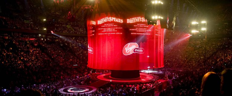 Solotech - Britney Spears Circus Tour