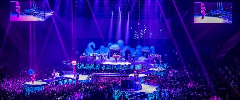 Solotech - Lady Gaga - ArtRave - The Artpop Ball Tour
