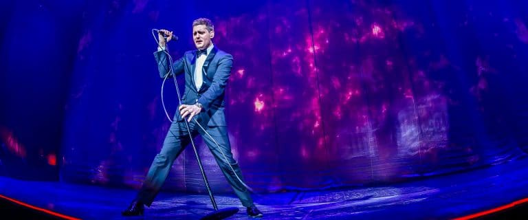 Solotech - Michael Buble - To Be Loved Tour