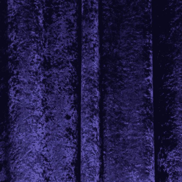 Solotech, Sapphire Panne Crushed Velvet