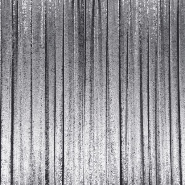 Solotech, Silver Panne Crushed Velvet