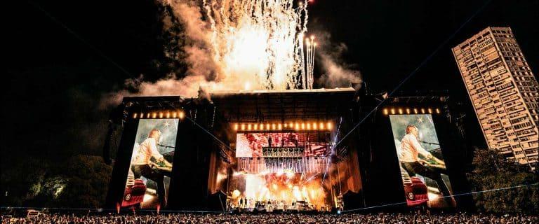 Solotech - Paul McCartney - Freshen up Tour