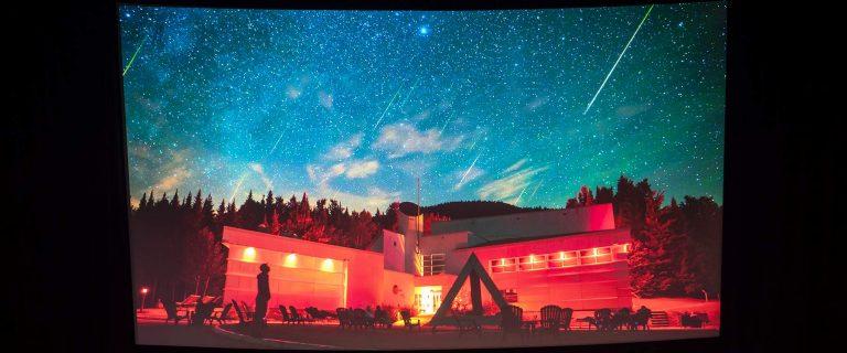 Solotech - Astrolab - Mont Megantic National Park