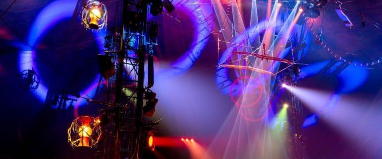 Solotech - Cirque du Soleil - Algeria