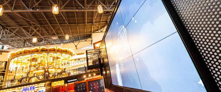 Solotech - Mega Parc - The Galeries de la Capitale