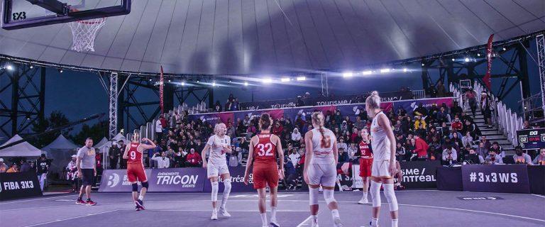 Solotech - FIBA Montreal 3x3