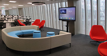 Solotech - Collaborative Spaces
