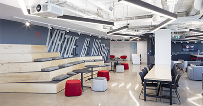 solotech - Flex and Huddle Spaces