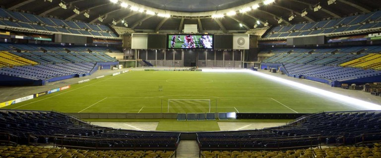 Solotech - Montreal's Olympic Stadium
